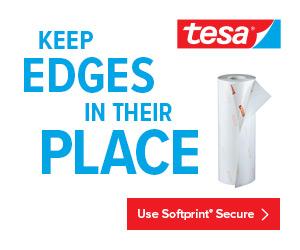 Sponsored by Tesa Tape